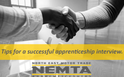 Tips for a successful apprenticeship interview