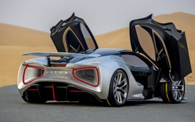 Lotus Evija Car