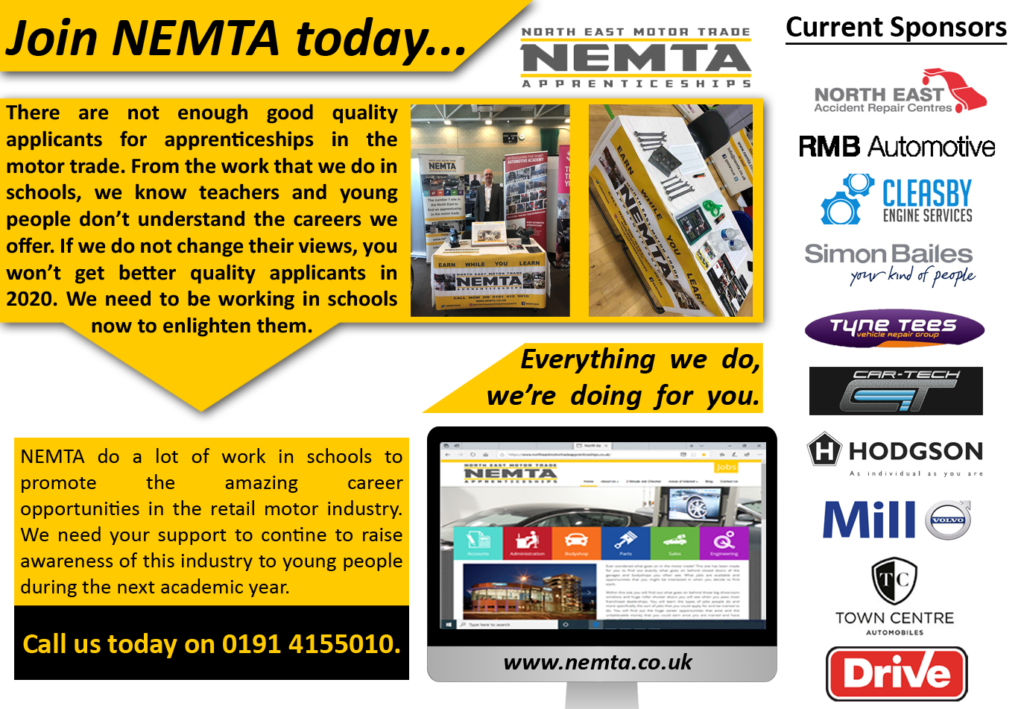 Join NEMTA Today!
