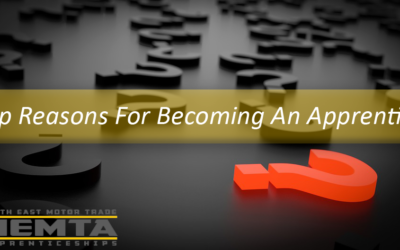 becoming an apprentice